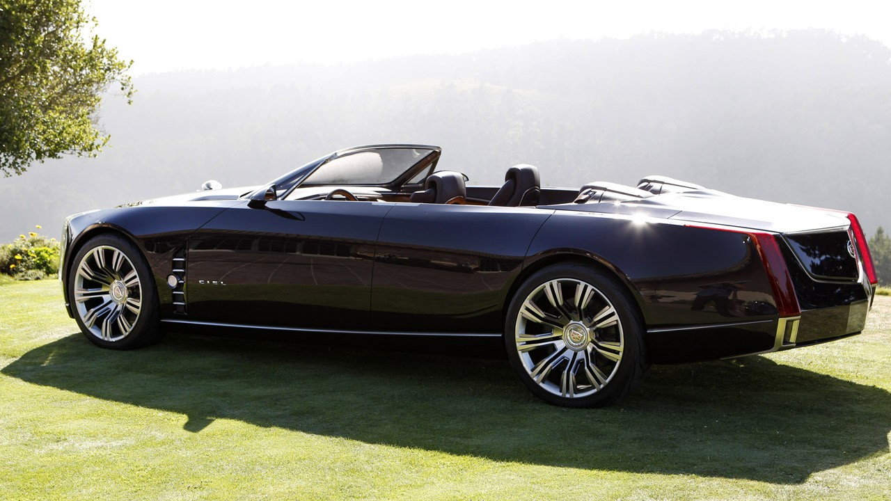 2019 2020 Cadillac Ciel Price Convertible MSRP