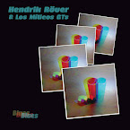 HENDRIK RÖVER & LOS MÍTICOS GTS - Blues (EP)