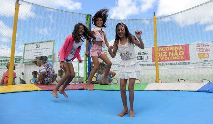 Prefeitura de Jacobina realiza Feira de Ação Social e Cidadania no Tombador