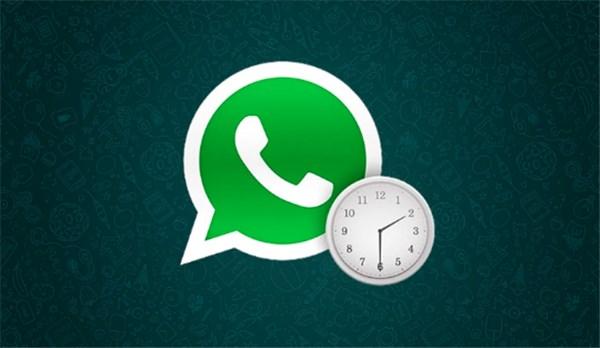 Scheduling WhatsApp messages