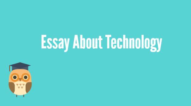 Essay on Technology