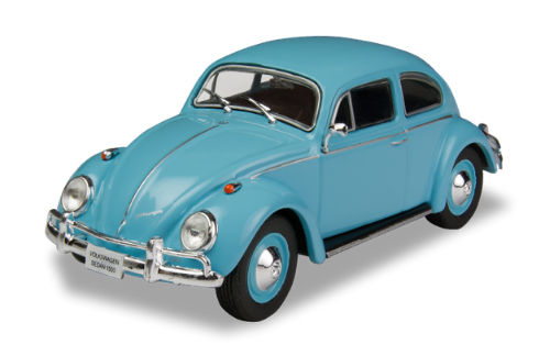Grandes autos memorables Volkswagen Sedán 1500
