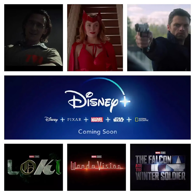 Everything about Marvel Disney+ Big Game Spot trailer in Detail