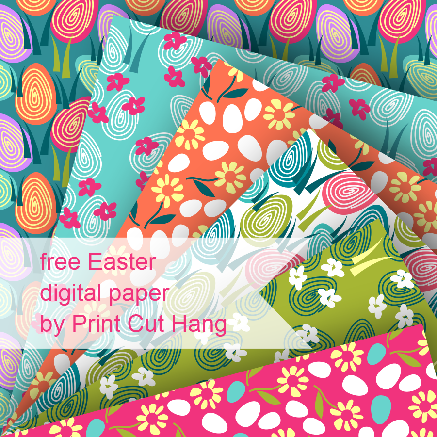 FREE Easter papers