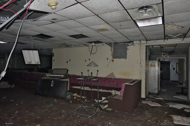 Abandoned Riverside Hospital of Toledo, Ohio