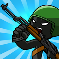 Download MOD APK Stickman Modern Total War Latest Version