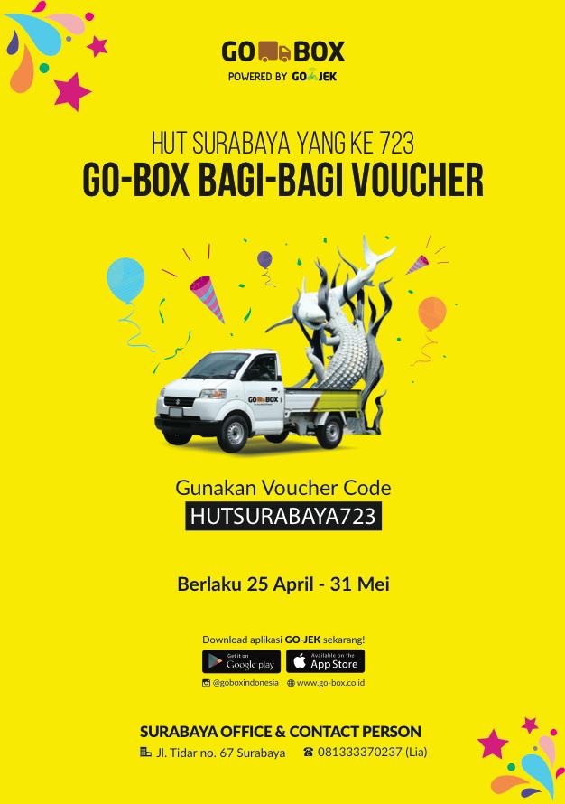 Info Promo Diskon HUT Surabaya