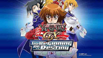 Download Game Yu-Gi-Oh! GX: The Beginning of Destiny PS2 ISO (PC)