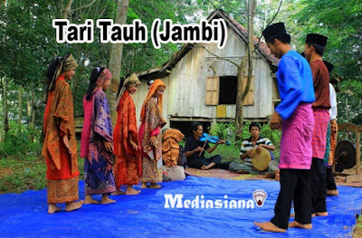 Tari Tauh (Jambi)
