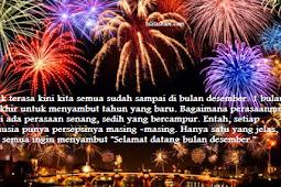 20+ Gambar Welcome Desember beserta Kata Mutiara Terbaik