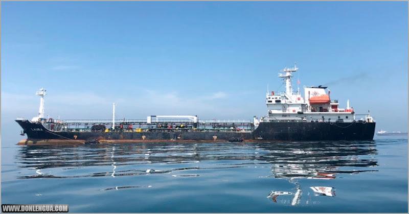 EEUU Atentos al trayecto de tranqueros de gasolina que viene de Irán hacia Venezuela
