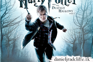 Harry Potter and the Deathly Hallows part 1 video game artwork