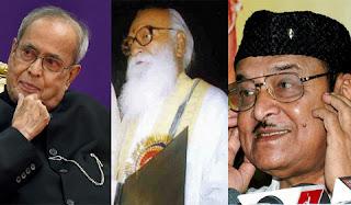 Bharat Ratna to Pranab Mukherjee, Nanaji and Bhupen Hazarika