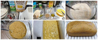 How to Make Easy Cassava Seeds Sandwich Bread collage(Paleo, Nut-Free, Whole30, Dairy-Free).jpg