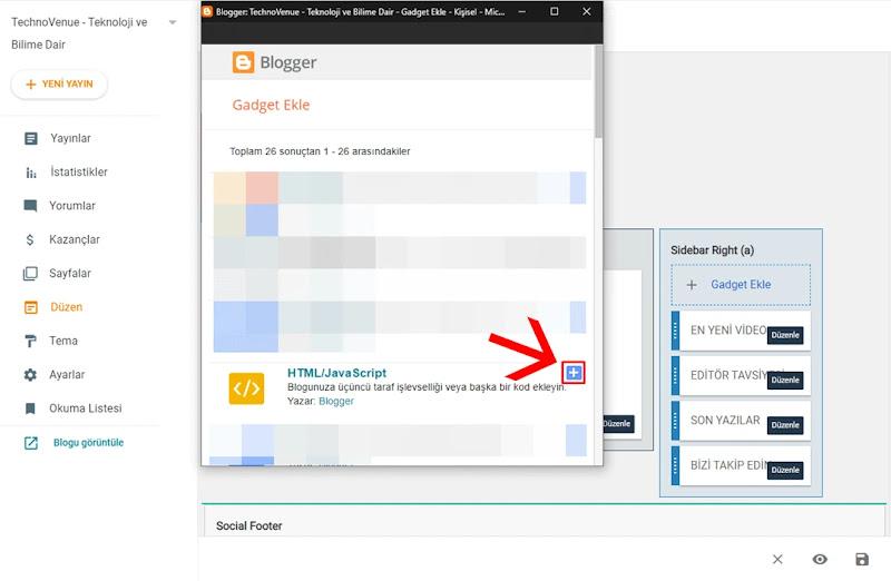 Blogger Video Ekleme Yöntemleri ve Bazı İpuçları