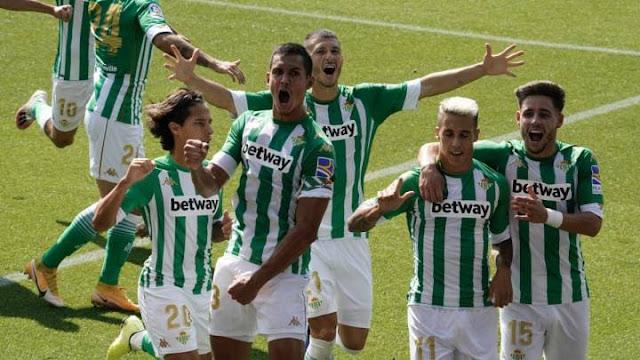 Betis, con Guido Rodríguez, derrotó a Alavés sobre la hora