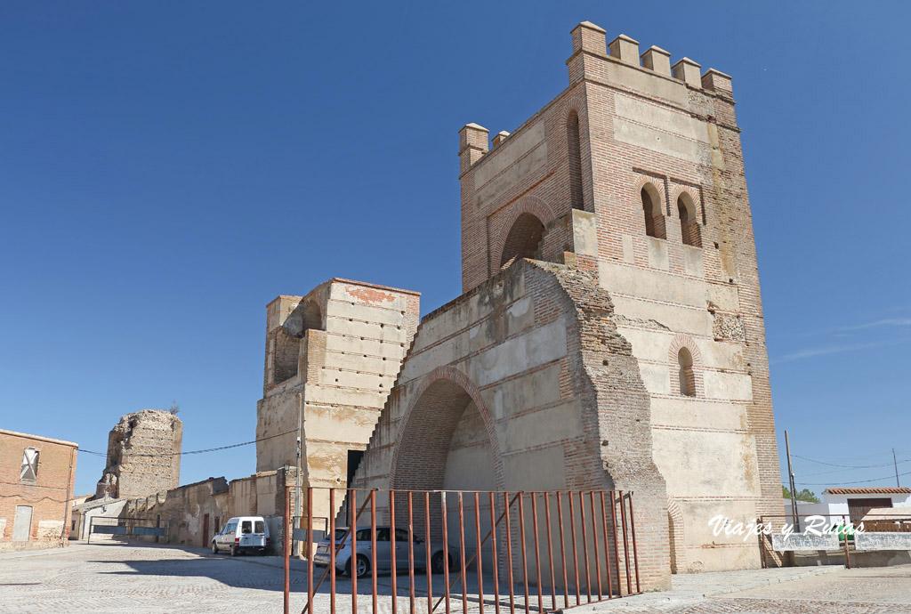 Puerta de Peñaranda, Madrigal de las Altas Torres