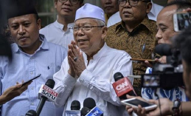 Jebakan, Skenario KH Ma'ruf Amin Diminta Maaf di Hadapan Ahokers