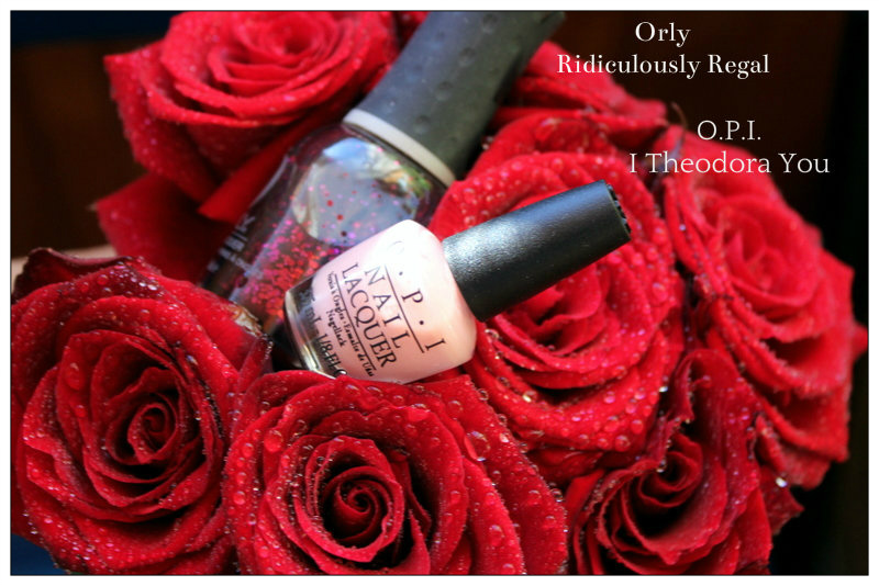 Review: O.P.I Oz Collection - I Theodora You and Orly Ridiculously Regal