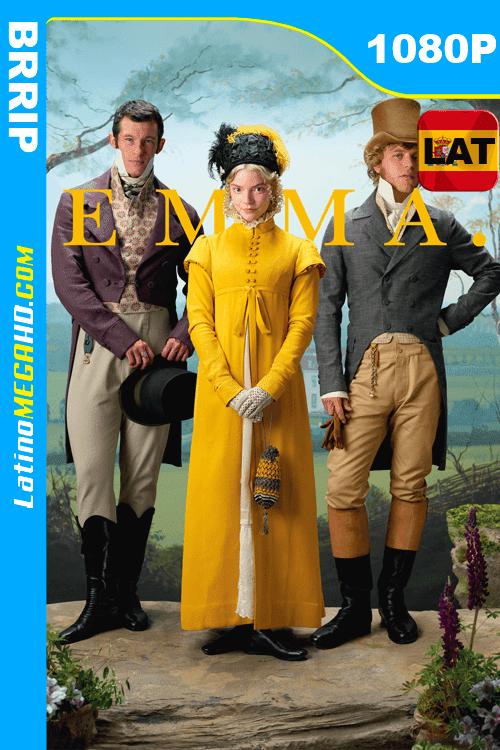 Emma. (2020) Latino HD BRRIP 1080P ()