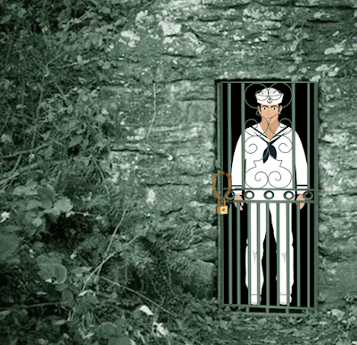 Caught Sailor Escape