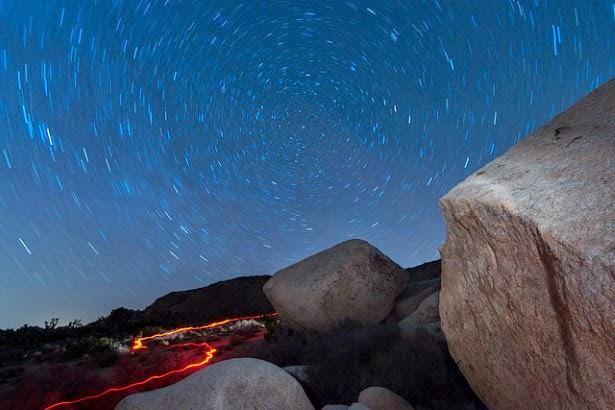 Star Trails 12