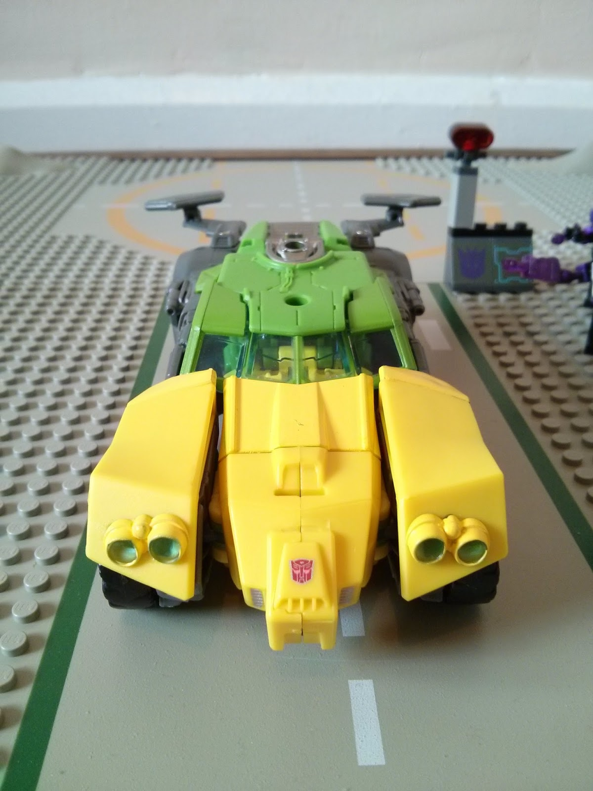 front of car mode