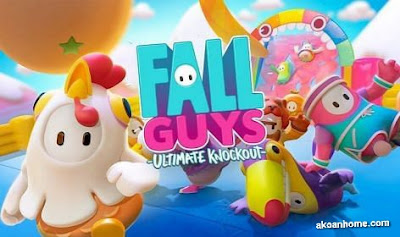 تحميل لعبة Fall Guys للكمبيوتر مجانا برابط مباشر
