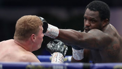 Dillian Whyte Dominated Alexander Povetkin