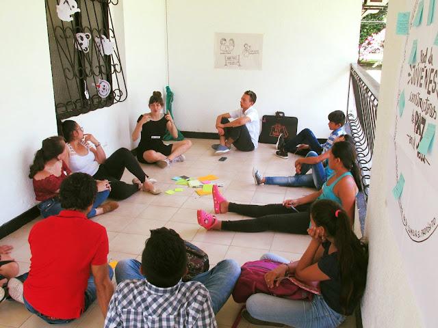 tejeredes taller escuelas de paz colombia