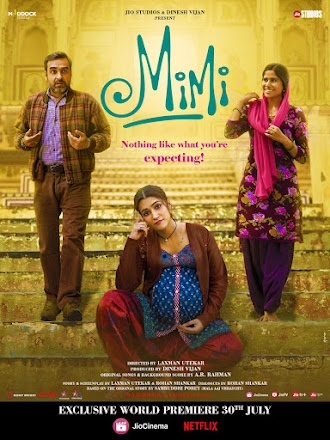 Mimi 2021 Hindi HDRip 720p