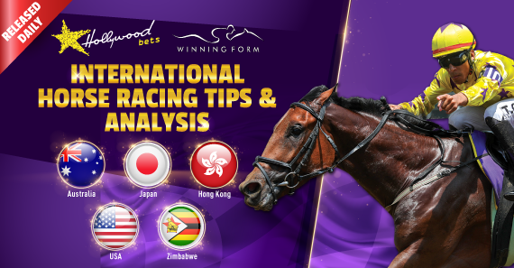 International Racing: Saturday 18 April 2020 – Toowoomba