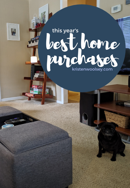Best Home Purchases of 2019 | www.kristenwoolsey.com