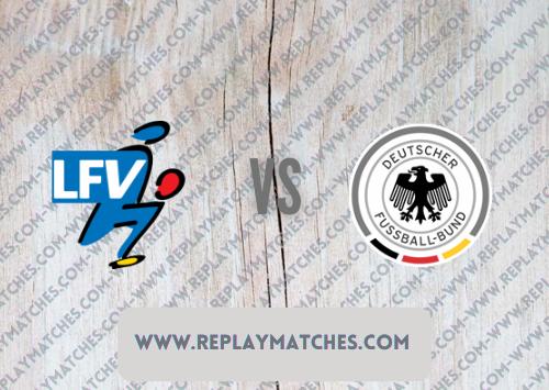 Liechtenstein vs Germany Full Match & Highlights 02 September 2021