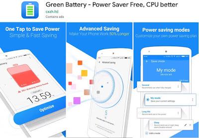 penghemat daya baterai