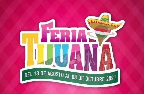 Feria Tijuana 2021 Logo