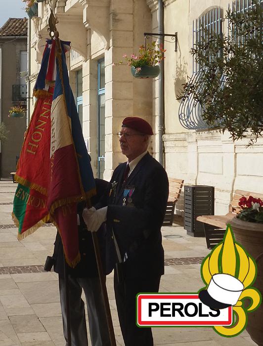 Légionnaires Pérols