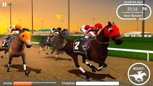 Download Photo Finish Horse Racing Mod Apk Unlimited Money