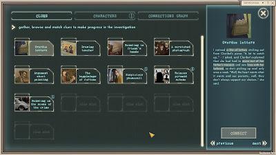 Coffee Noir Business Detective Game Screenshot 10