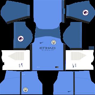 Manchester City DREAM LEAGUE 2016 YENİ FORMA-URL - wid10 ...