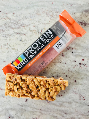 What I Love Right Now: KIND Snacks Crunchy Peanut Butter Protein Bars