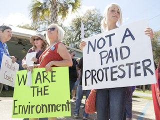 Protest%2B3 In: Northwest Florida Congressman Matt Gaetz faces fury over EPA elimination bill | Our Santa Fe River, Inc. | Protecting the Santa Fe River in North Florida