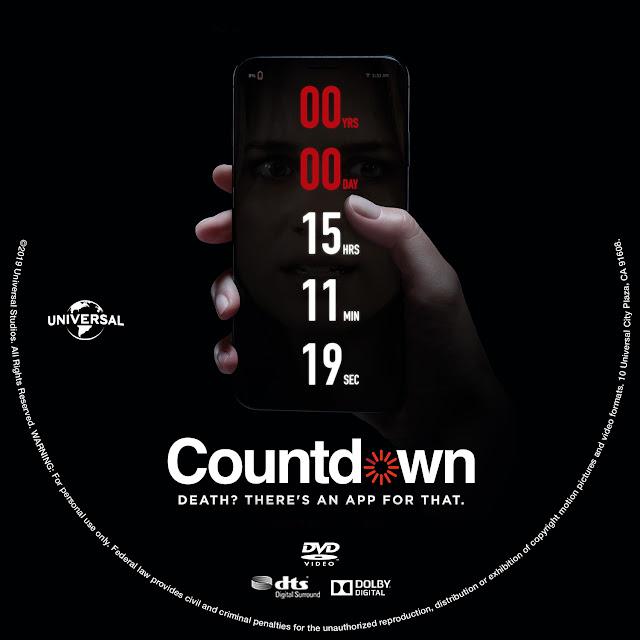 Countdown DVD Label