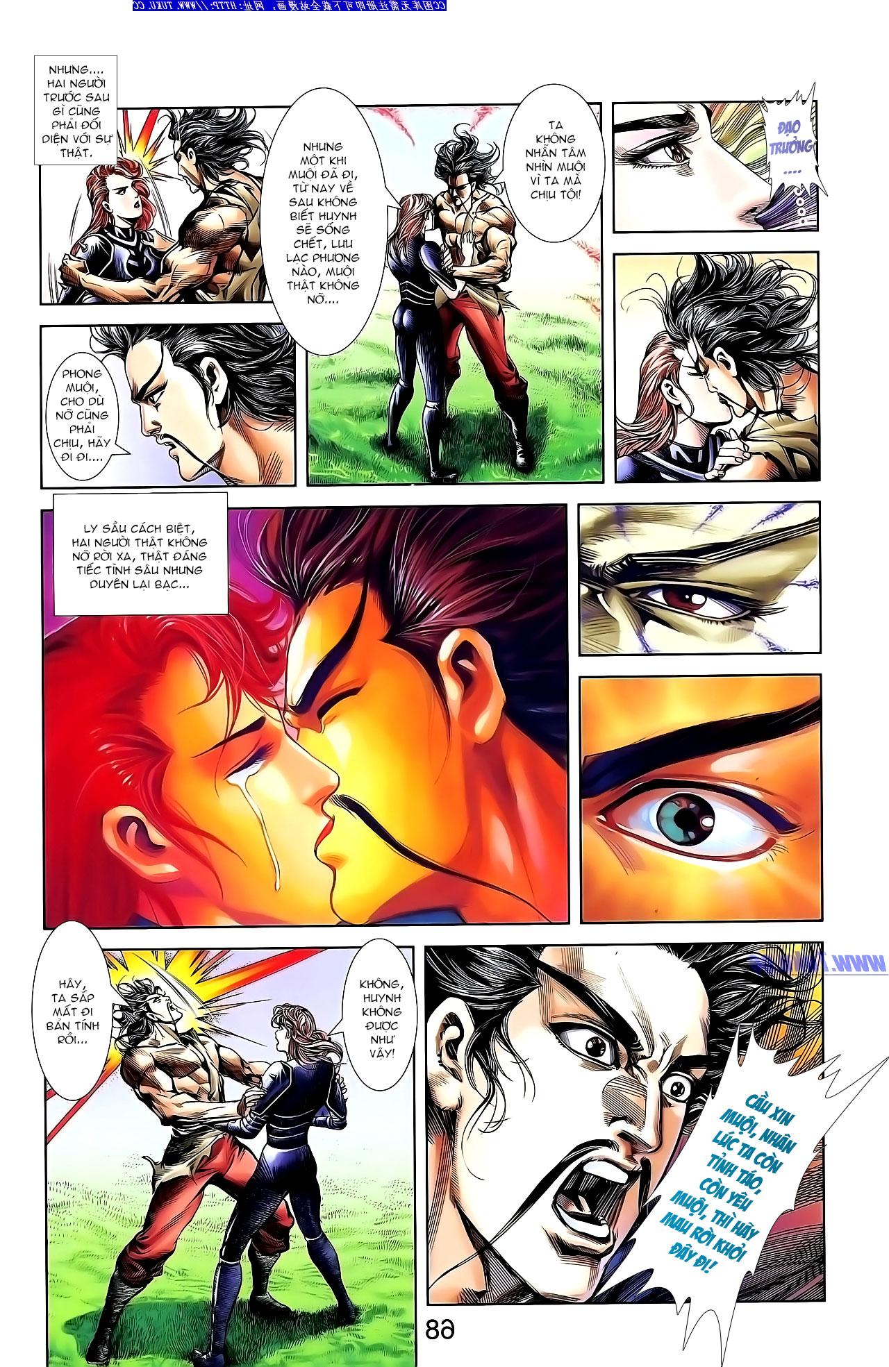 Cơ Phát Khai Chu Bản chapter 141 trang 13
