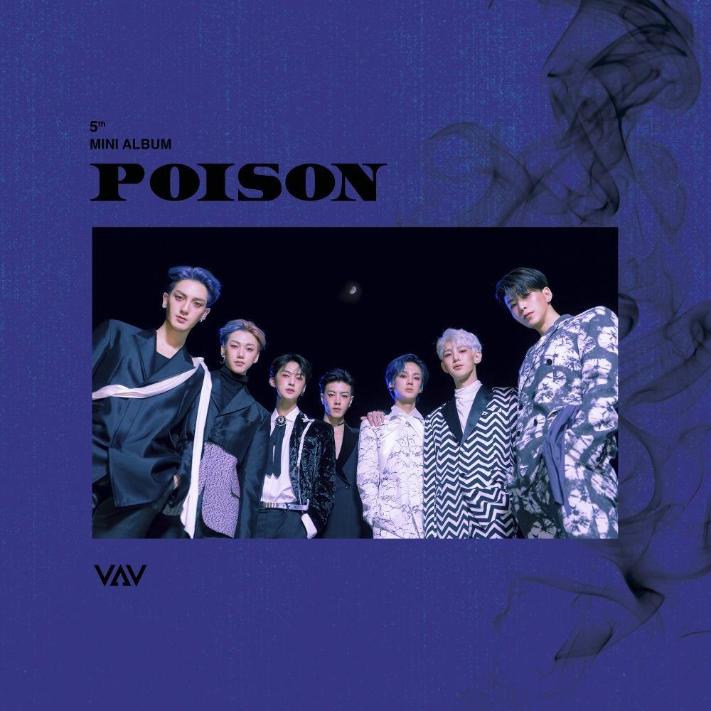 VAV – POISON – EP