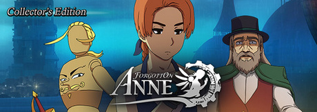 Forgotton Anne Collectors Edition-PLAZA