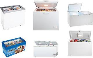 Daftar Harga Freezer Mini Terbaru Murah Merk Terbaik