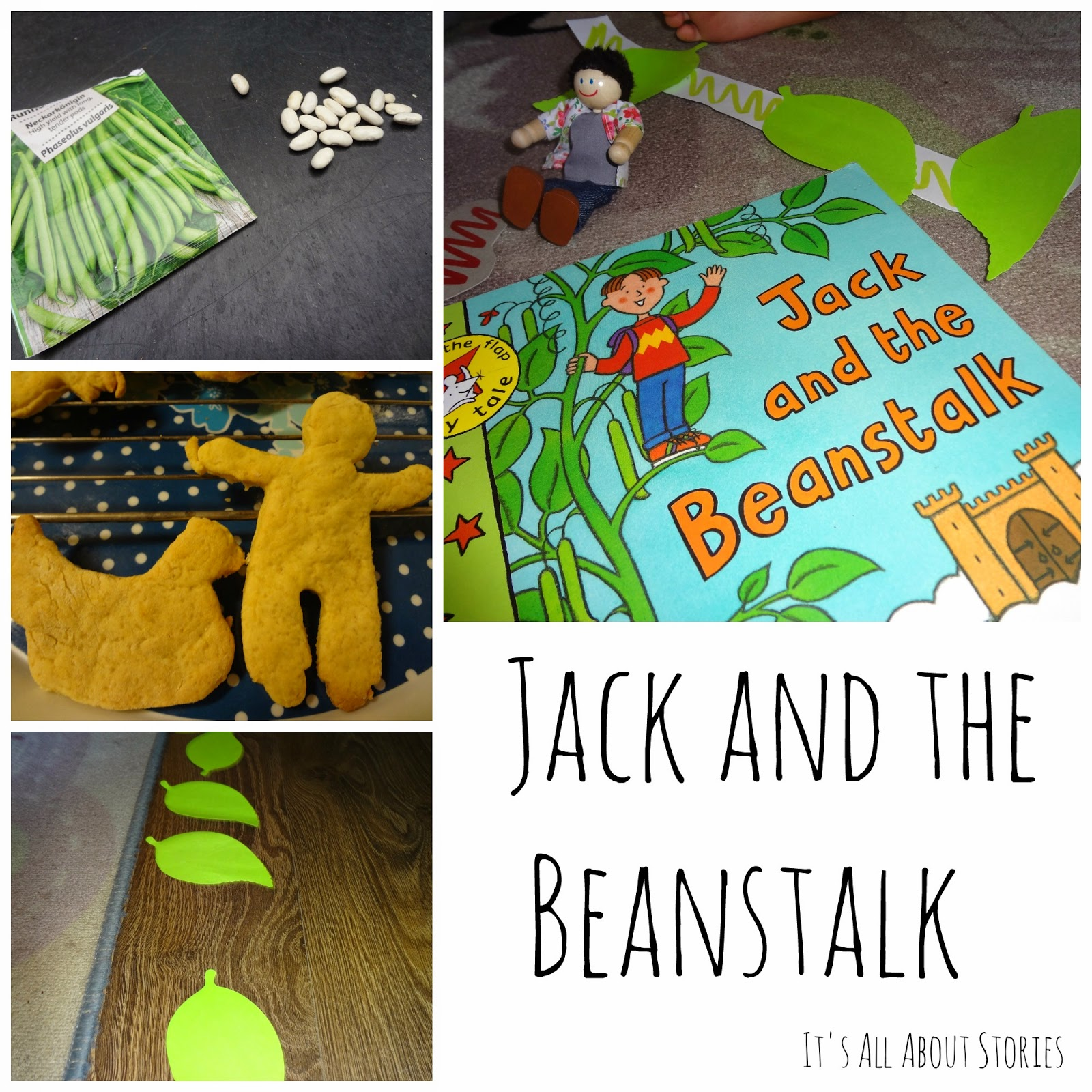 It S All About Stories Jack And The Beanstalk
