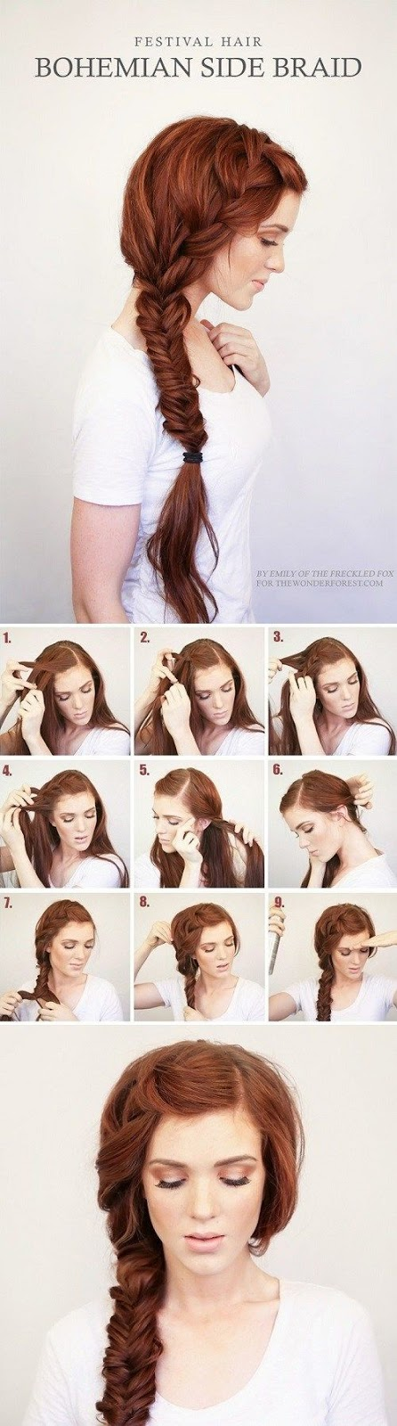 Hair Tutorials You Can Totally DIY