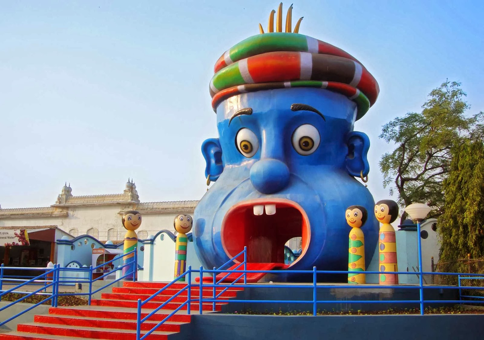 Travel World Blog Ramoji Film City Hyderabad